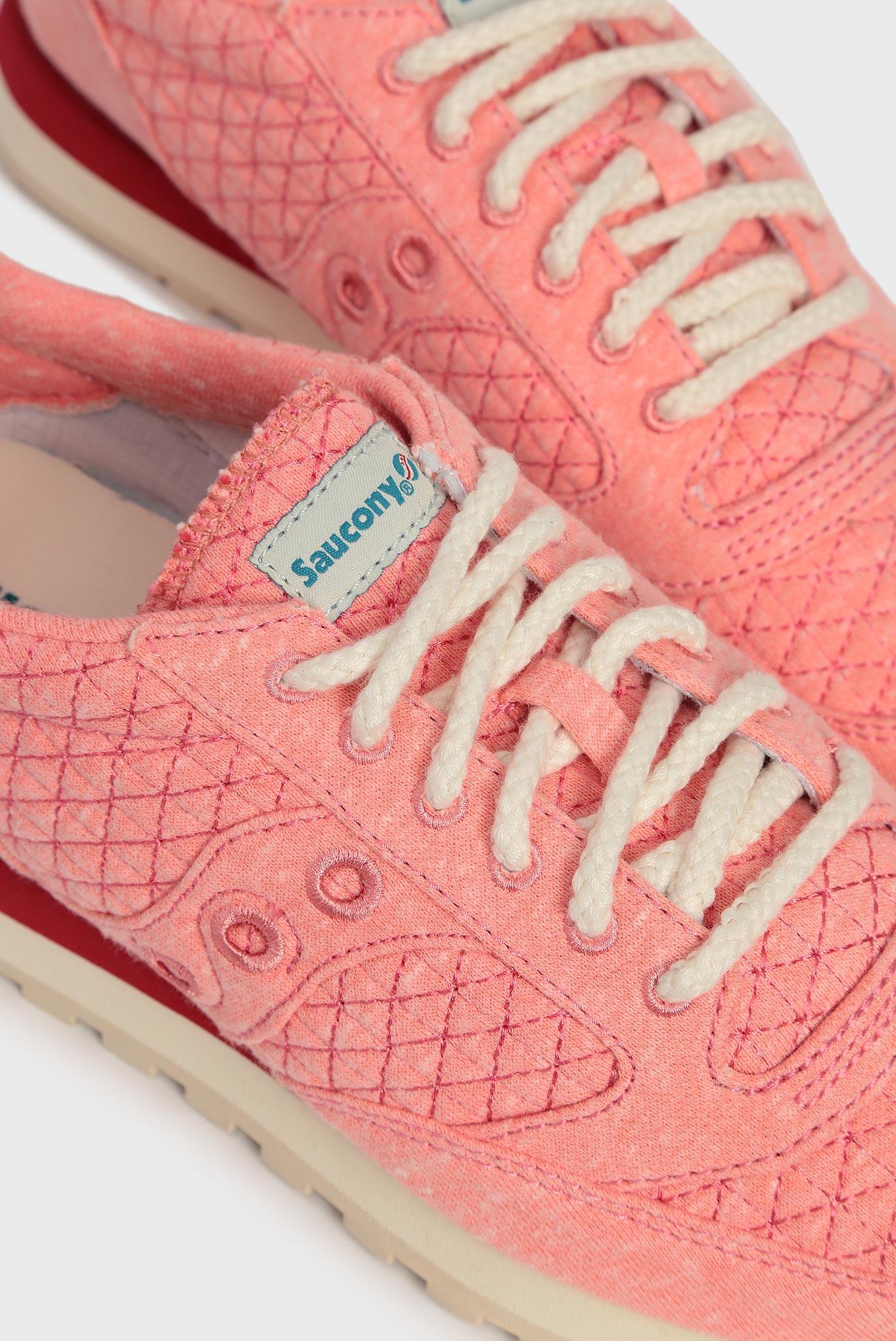 Купить Женские розовые кроссовки JAZZ O QUILTED Saucony Saucony 60295-3s – Киев, Украина. Цены в интернет магазине MD Fashion