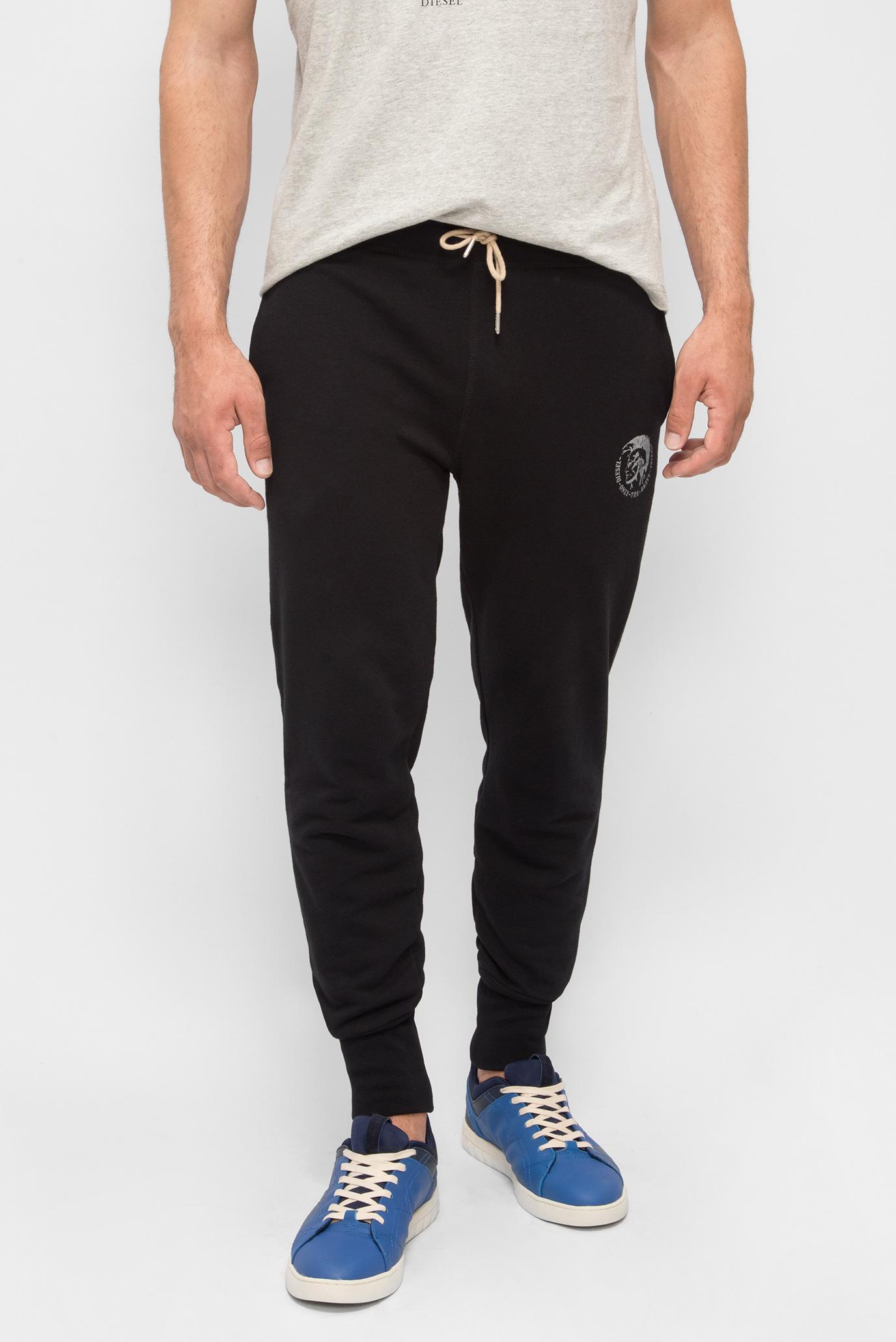714764508c04 Купить Мужские черные спортивные брюки Diesel Diesel 00ST1N 0CAND – Киев,  Украина. Цены в интернет магазине MD Fashion
