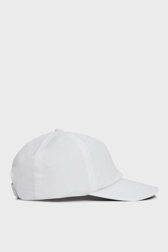 Белая кепка UV LITE