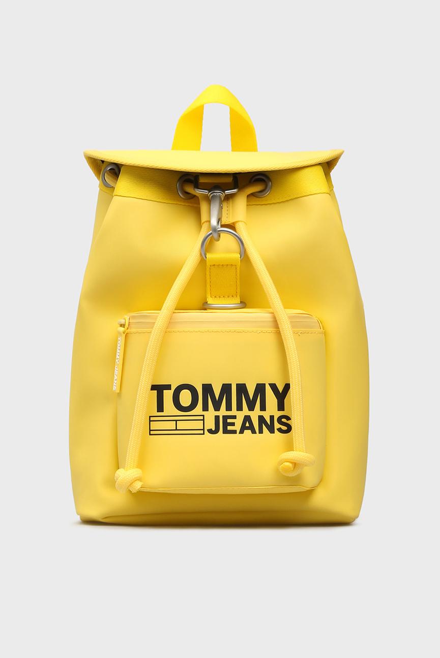 Желтый рюкзак TJU MODRN HERITAGE MINI