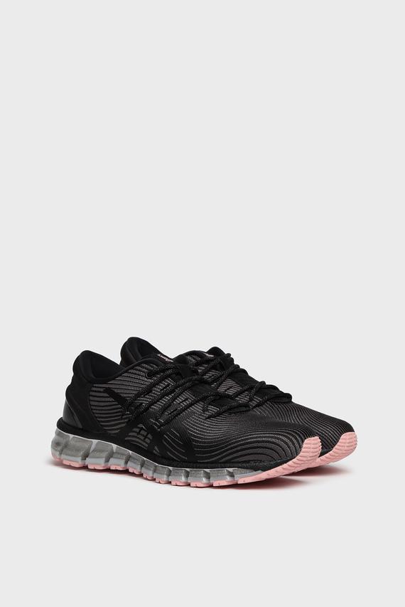 Женские черные кроссовки Gel-Quantum 360 4