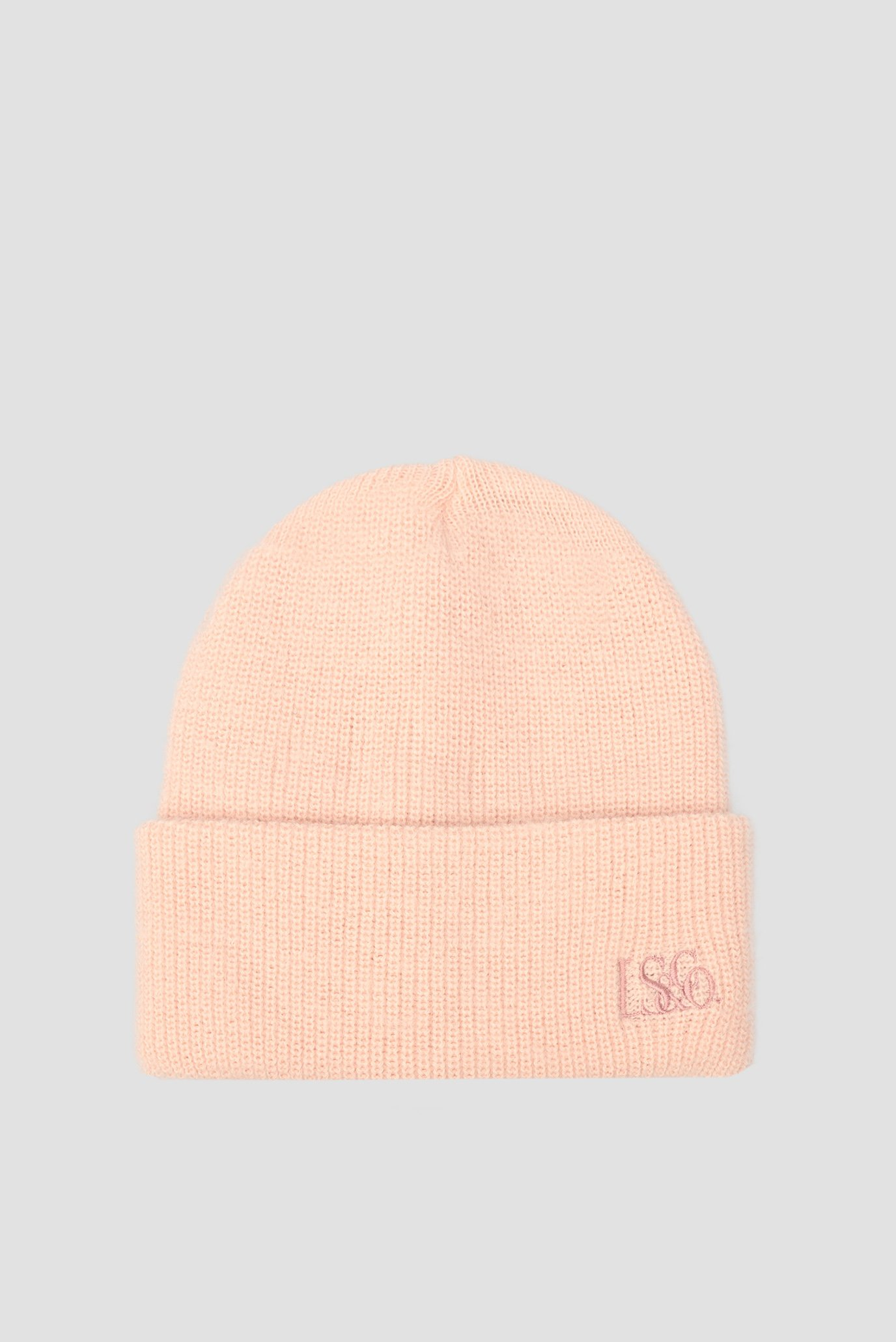Жіноча рожева шапка 1