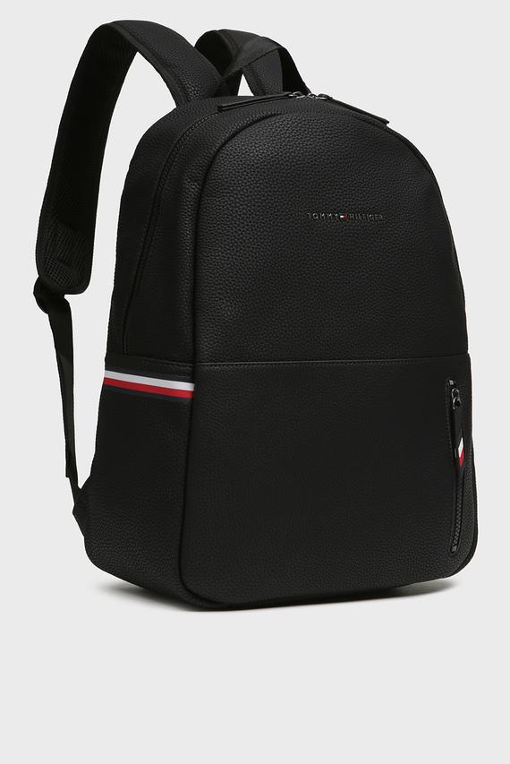 Мужской черный рюкзак ESSENTIAL