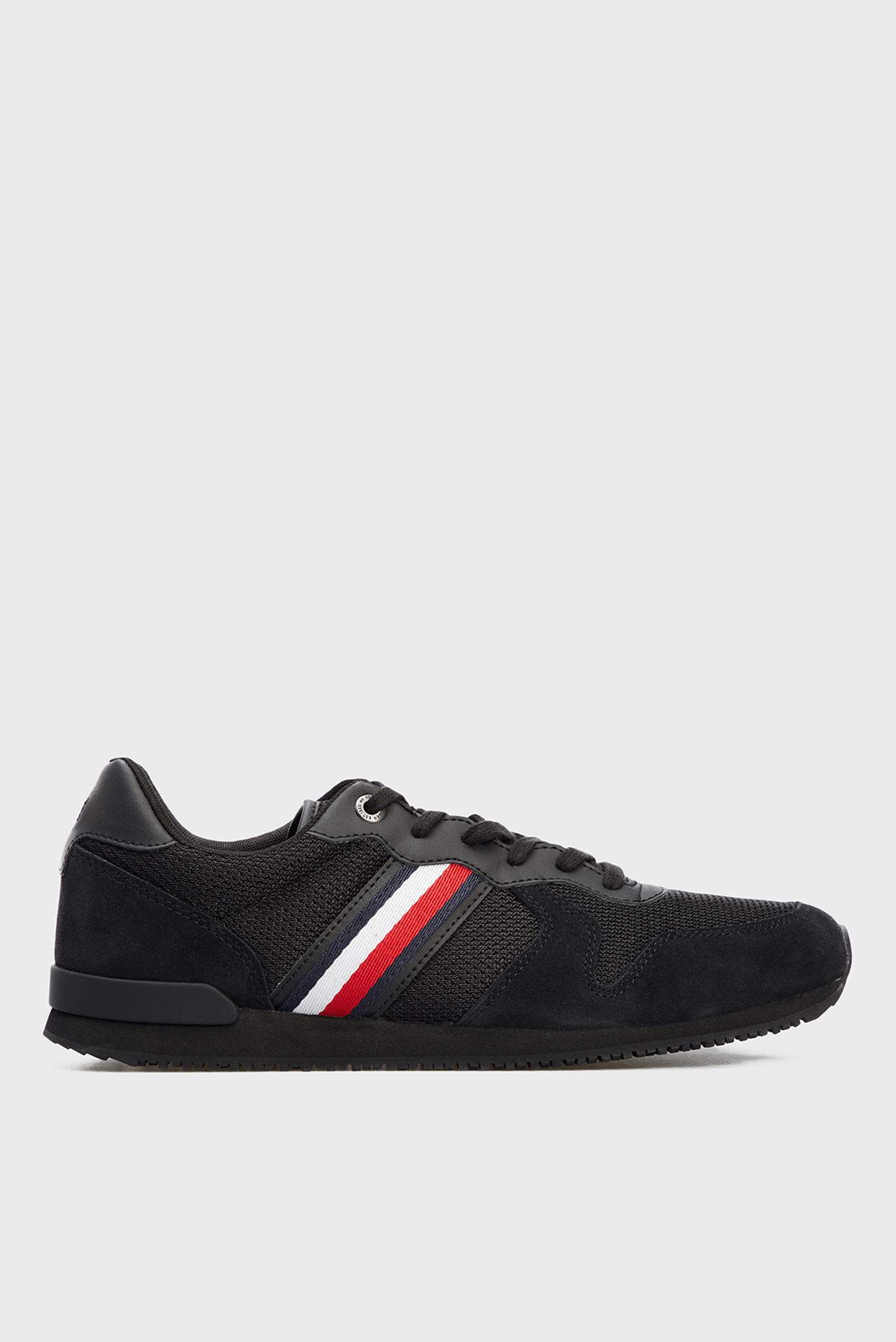 Мужские черные кроссовки ICONIC 1