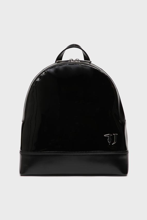Женский черный рюкзак T-EASY CITY PATENT