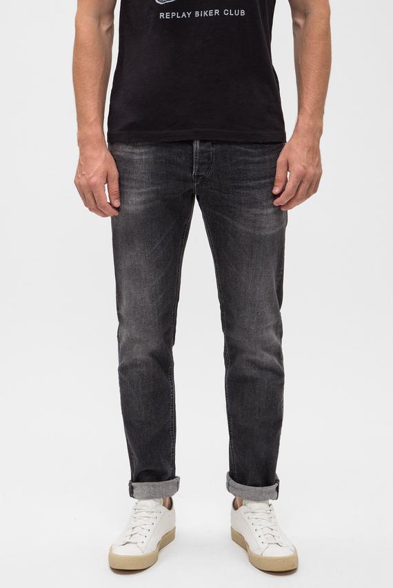 Мужские серые джинсы GROVER