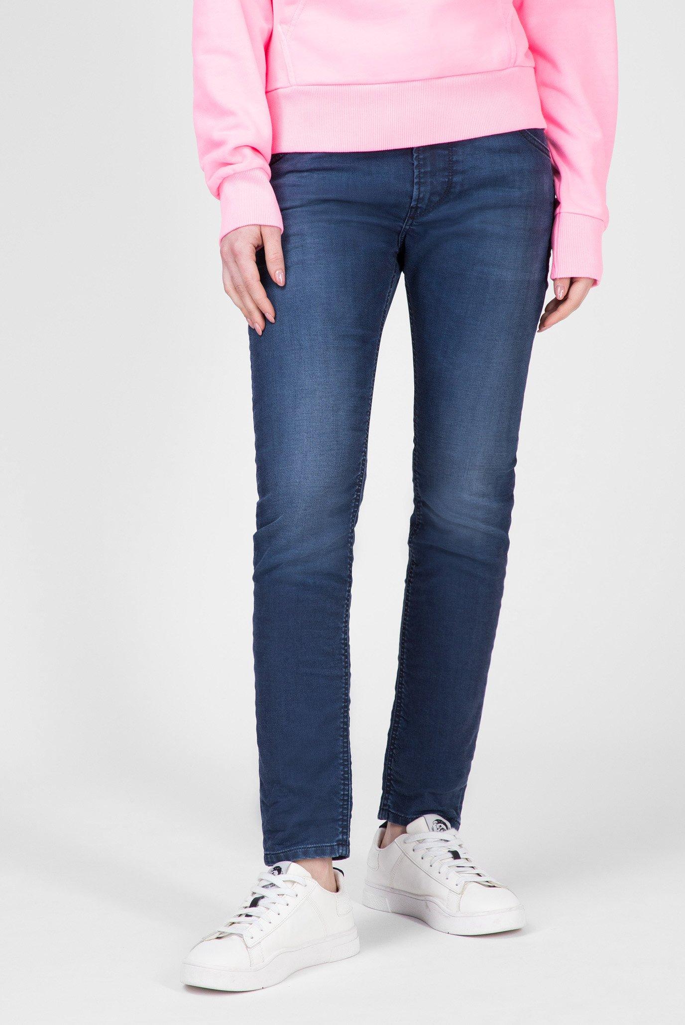 Женские темно-синие джинсы KRAILEY R-NE 1