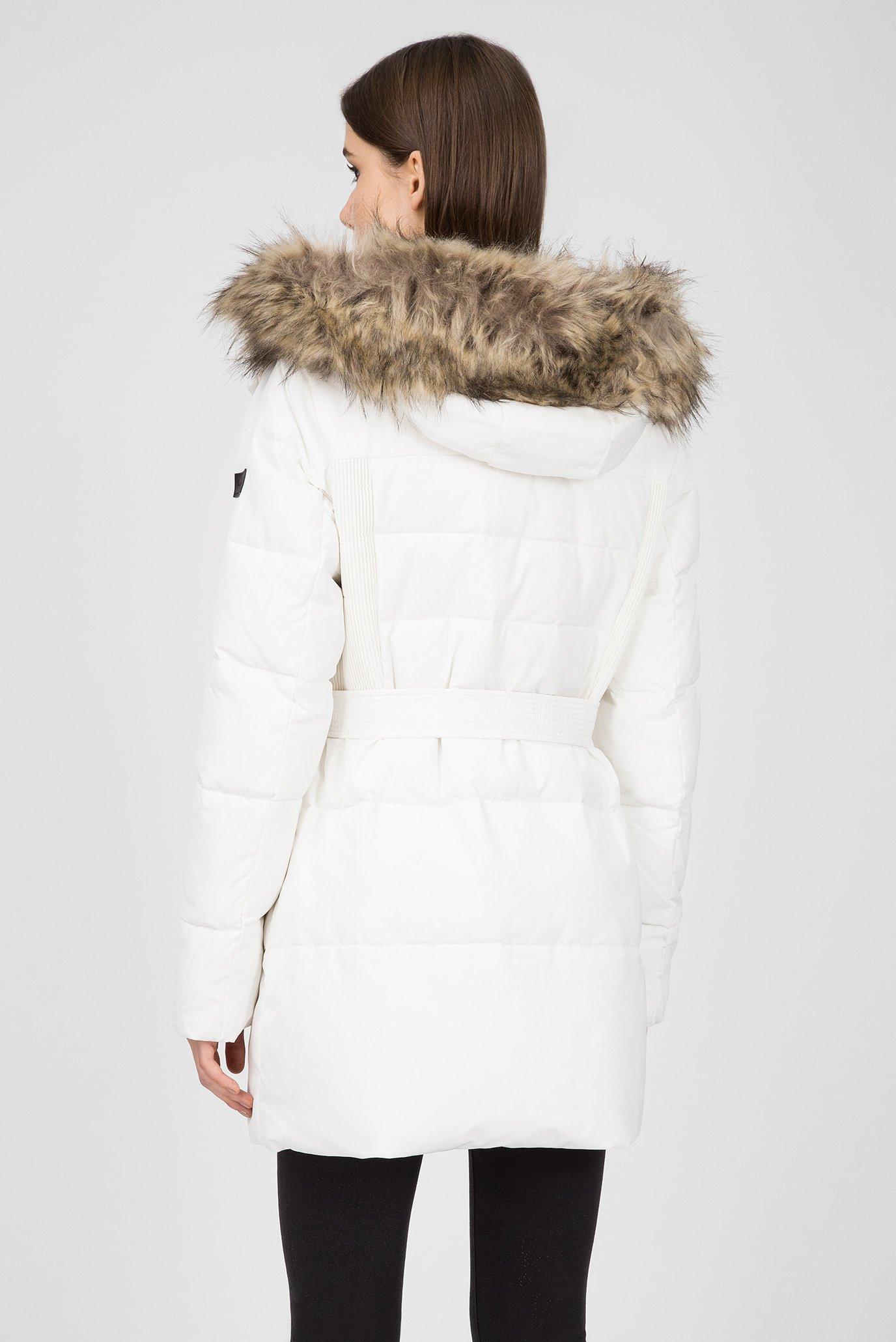 Купить Женский белый пуховик LIA Pepe Jeans Pepe Jeans PL401555 – Киев, Украина. Цены в интернет магазине MD Fashion
