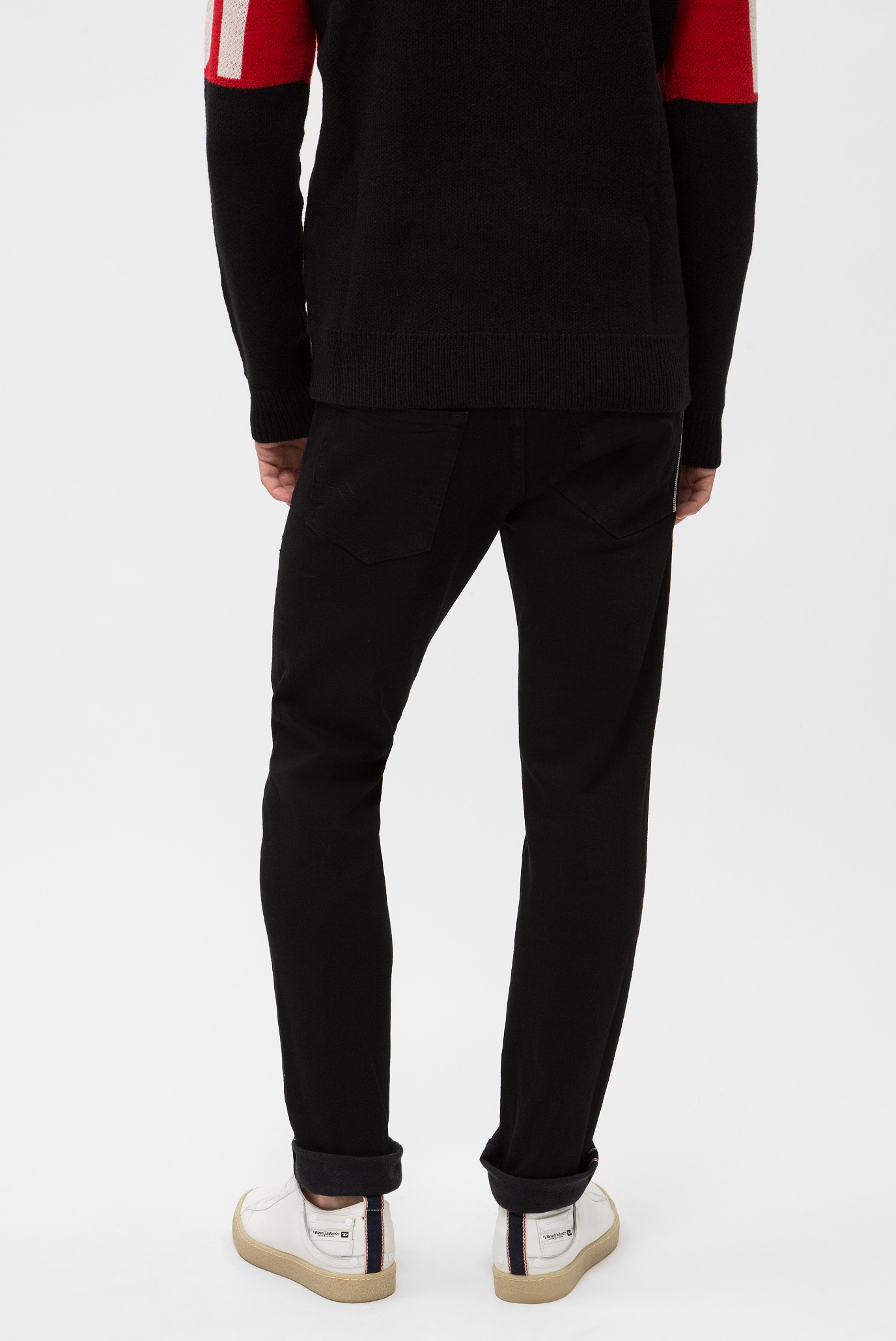 Купить Мужские черные джинсы GROVER Replay Replay MCA972.000.109 303 – Киев, Украина. Цены в интернет магазине MD Fashion