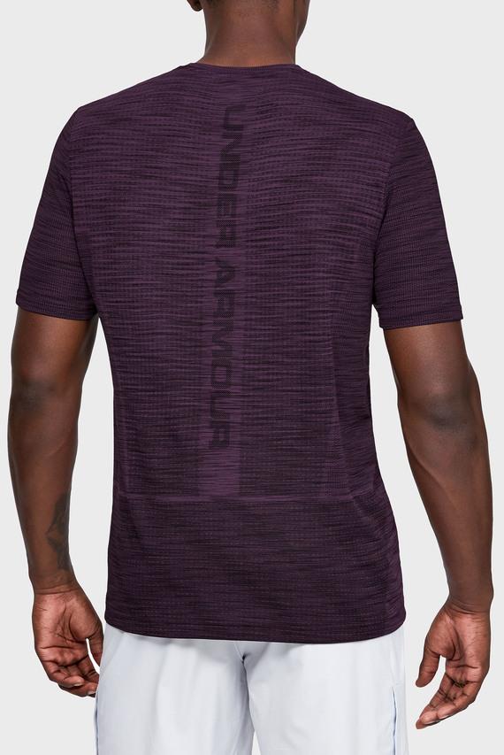 Мужская бордовая футболка Vanish Seamless SS Nov 1