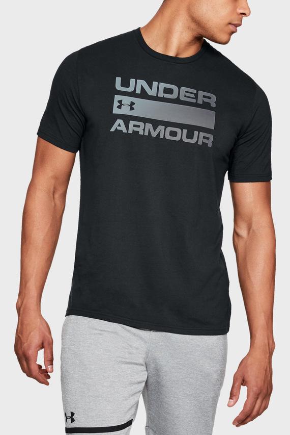 Мужская черная футболка Team Issue Wordmark