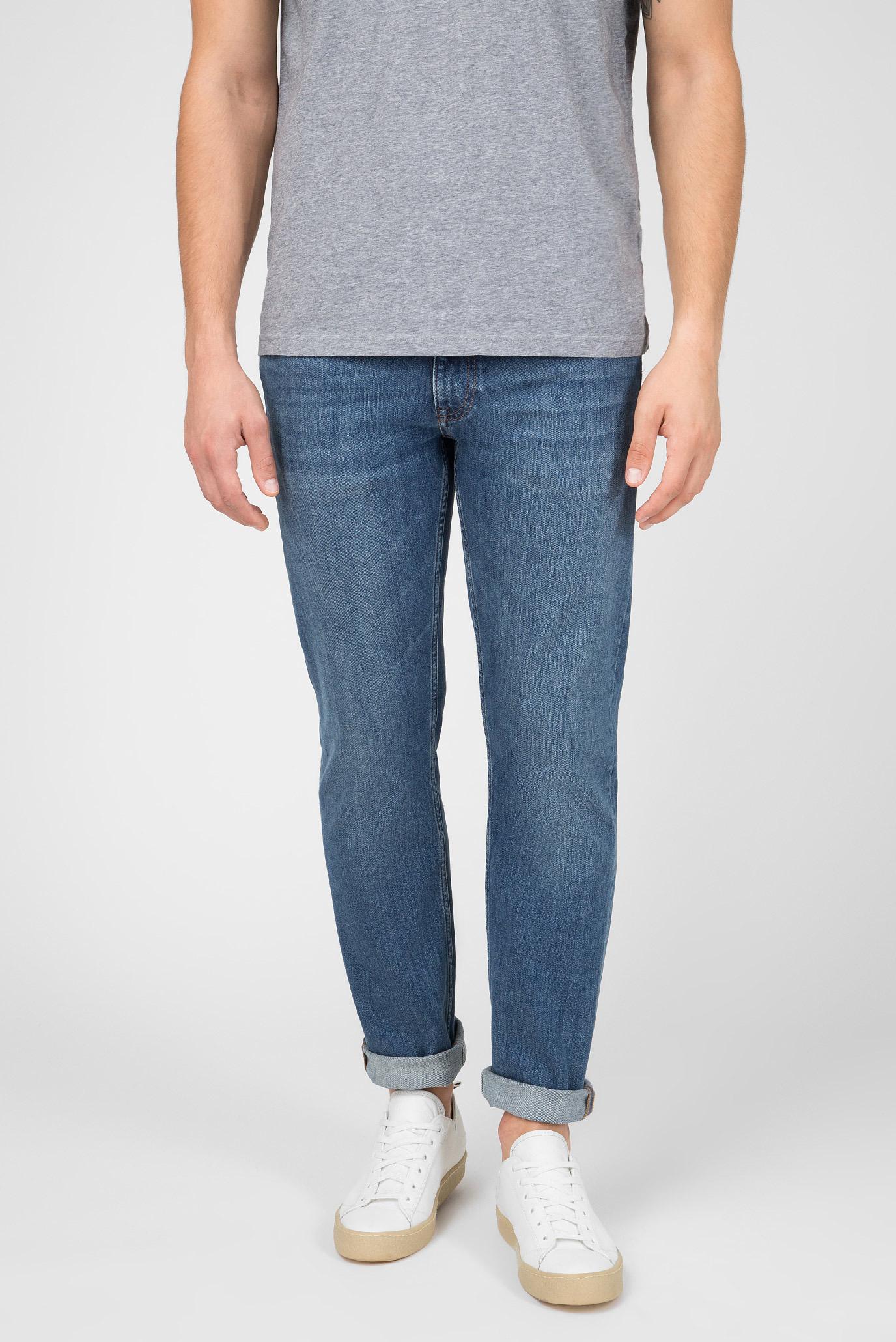Купить Мужские синие джинсы REGULAR STRAIGHT GANT JEAN Gant Gant 1315009 – Киев, Украина. Цены в интернет магазине MD Fashion