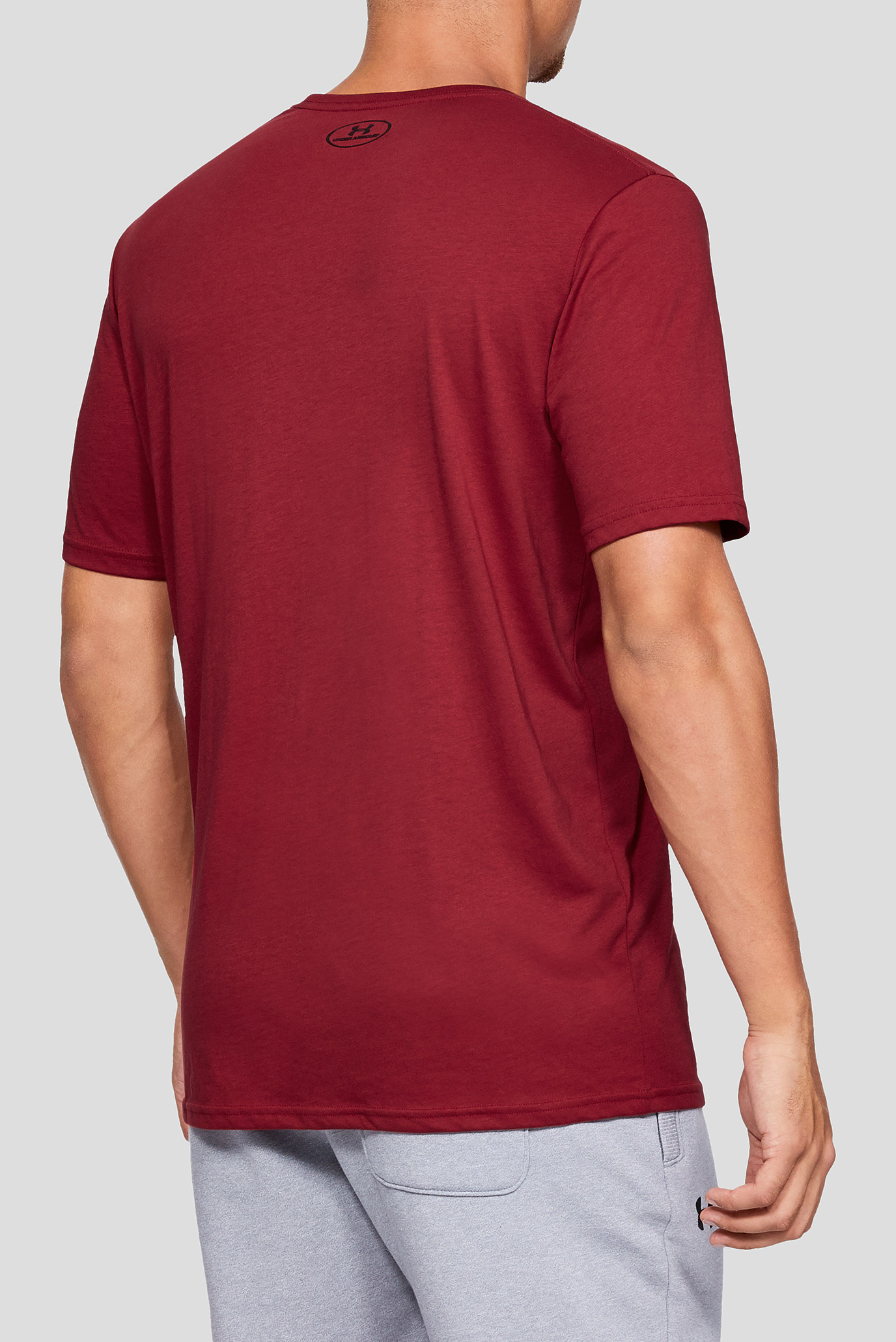 Купить Мужская красная футболка UA BIG LOGO SS Under Armour Under Armour 1329583-651 – Киев, Украина. Цены в интернет магазине MD Fashion
