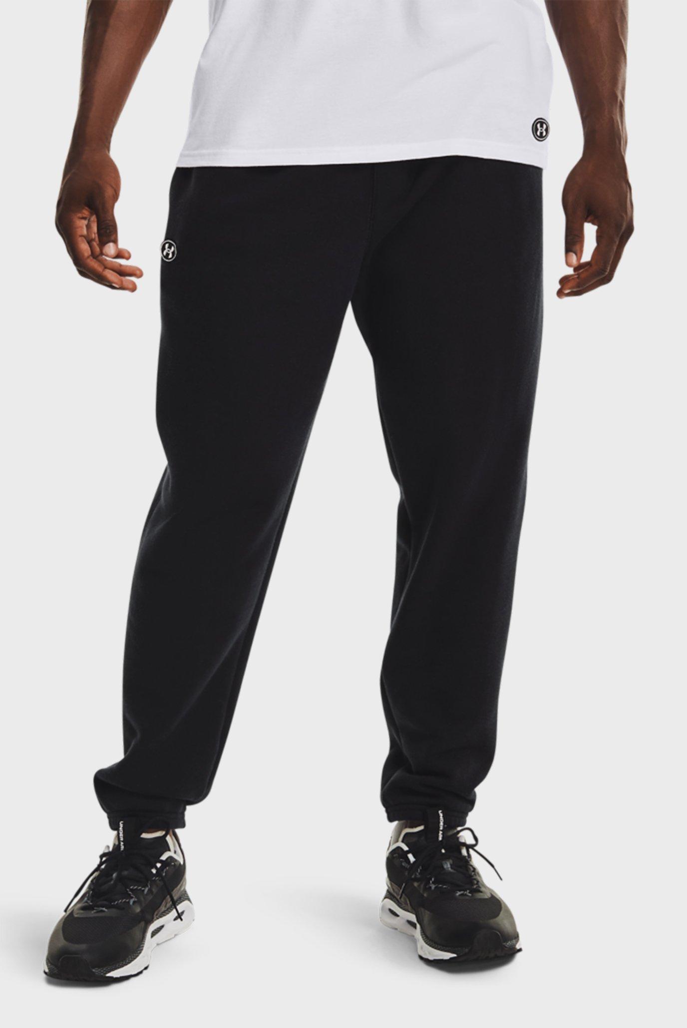 Мужские черные спортивные брюки UA ORIGINATORS JOGGER 1