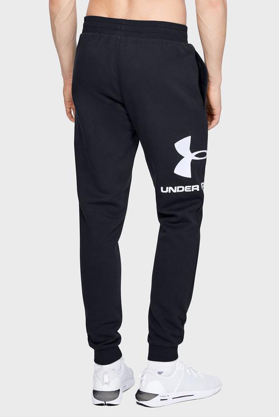 Мужские черные спортивные брюки RIVAL FLEECE SPORTSTYLE LOGO JOGGER