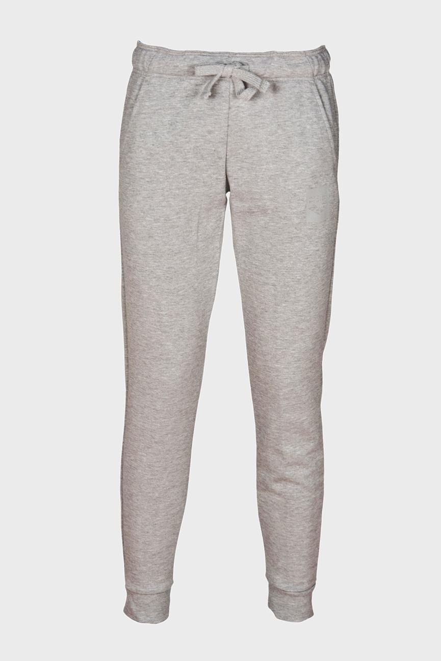 Женские серые спортивные брюки ESSENTIAL