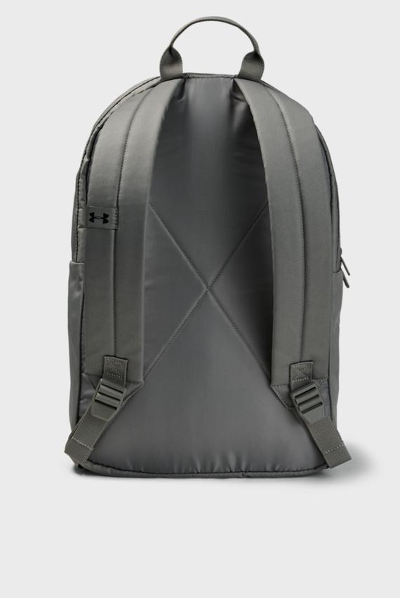 Серый рюкзак UA Loudon Backpack-GRN