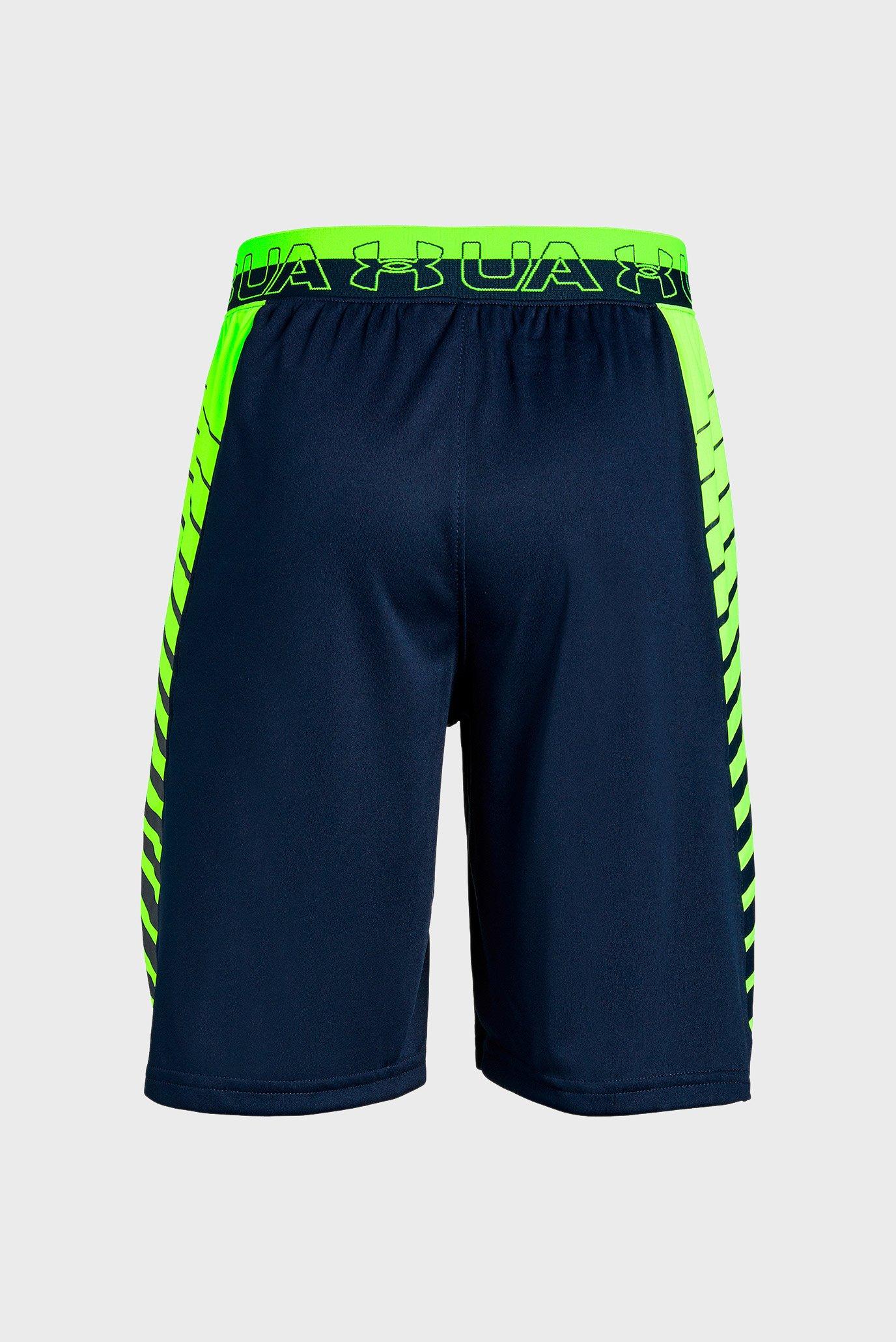 Купить Детские темно-синие шорты MK1 Short Under Armour Under Armour 1329008-408 – Киев, Украина. Цены в интернет магазине MD Fashion