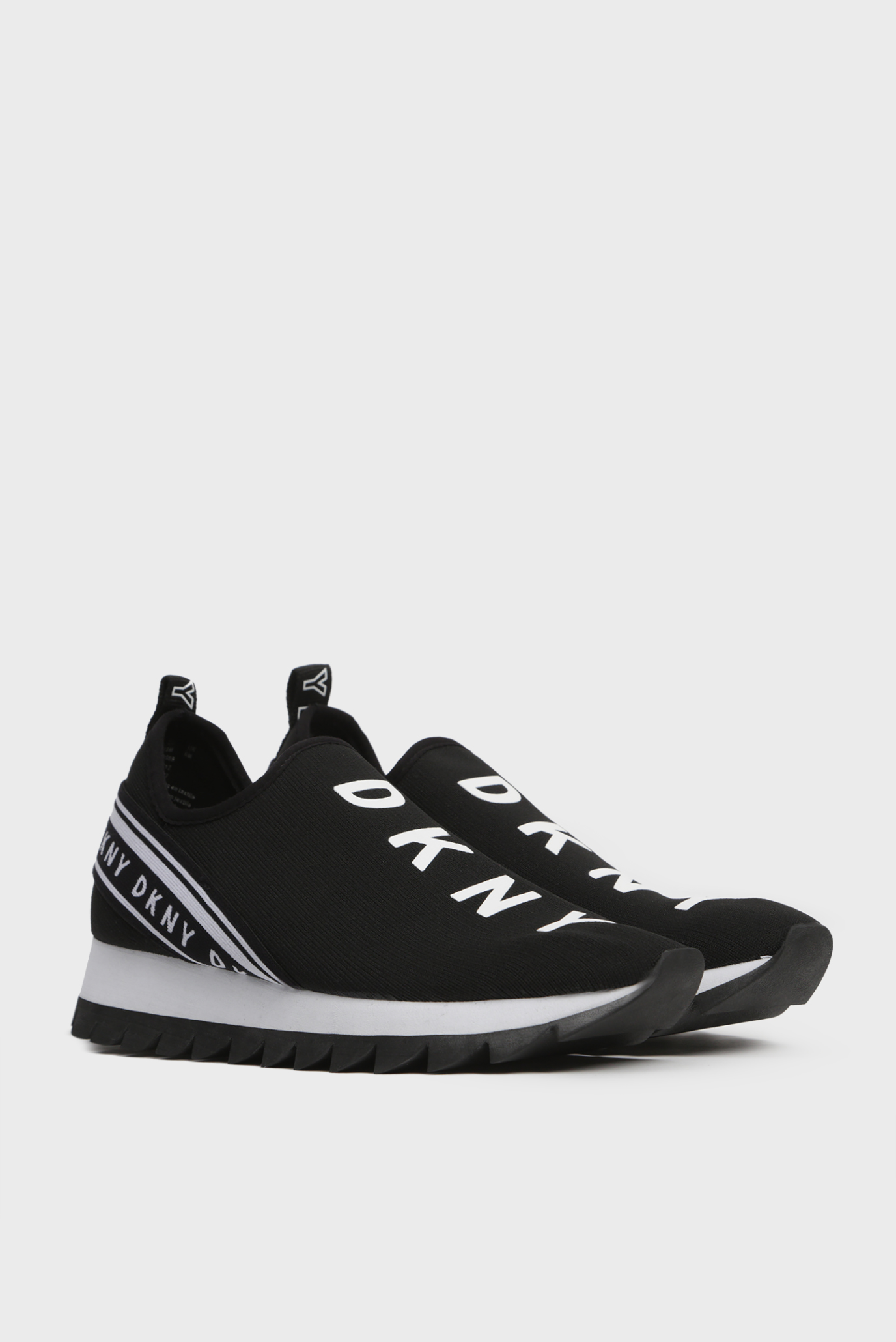 Купить Женские черные кроссовки ABBI DKNY DKNY K1966559 – Киев, Украина. Цены в интернет магазине MD Fashion