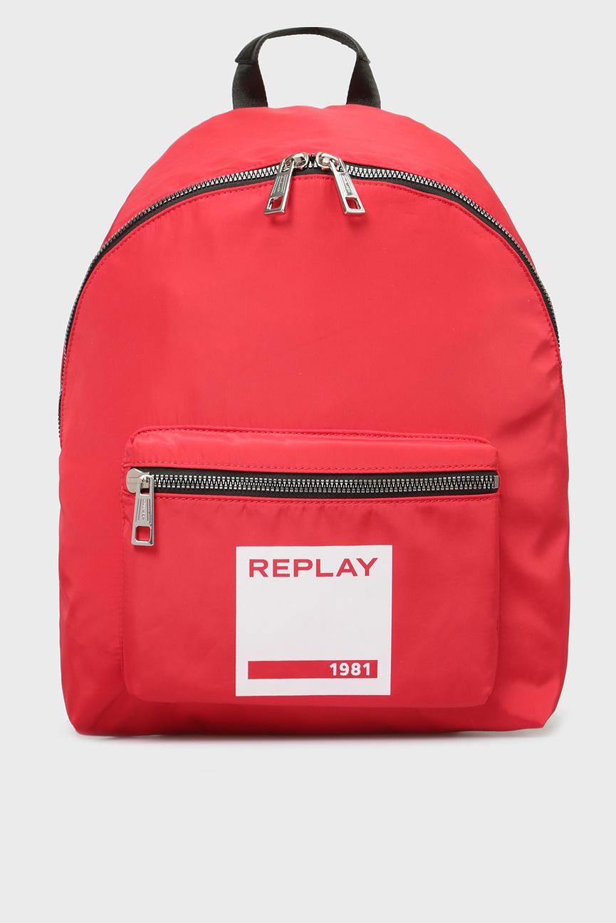 Красный рюкзак 1981