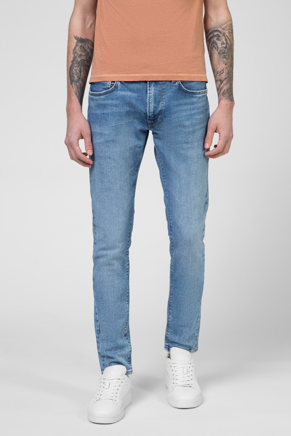 Мужские голубые джинсы STANLEY
