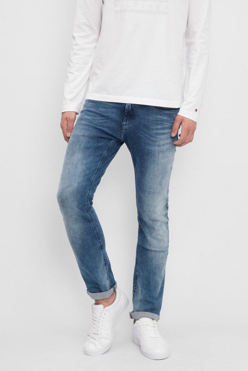 Мужские голубые джинсы SLIM SCANTON DYFST