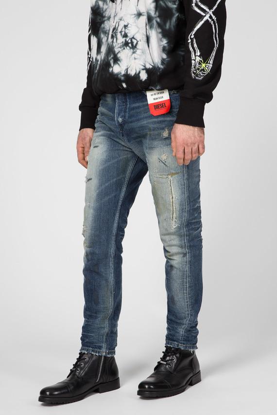 Мужские темно-синие джинсы D-VIDER-SP1
