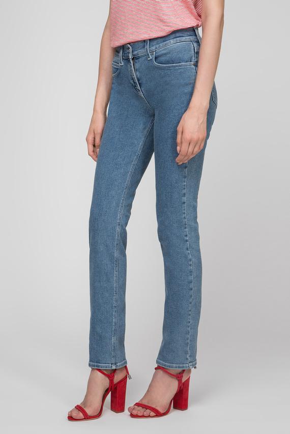 Женские голубые джинсы SLL 5PKT JEAN