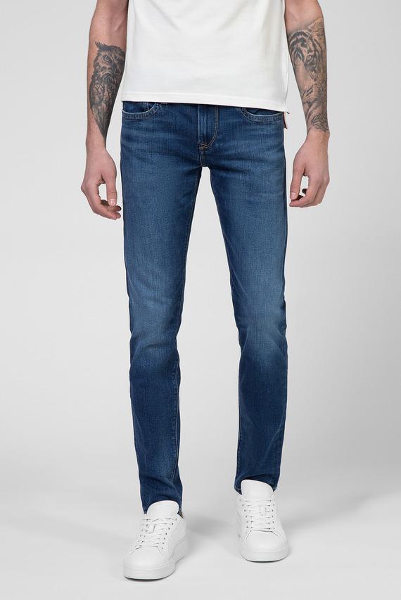Мужские синие джинсы HATCH Slim