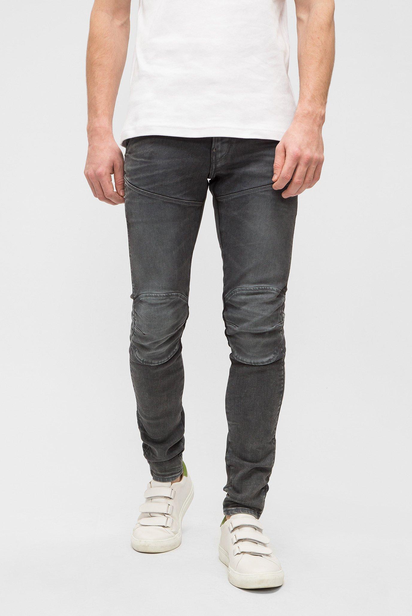 Мужские серые джинсы 5620 3D Super Slim 1