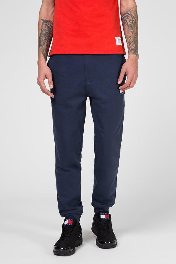 Мужские темно-синие спортивные брюки TJM TOMMY BADGE
