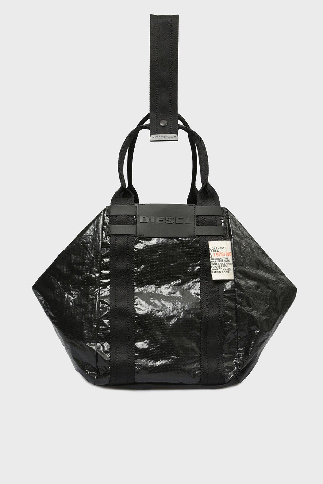 0a5361b627c6 Купить Женская черная сумка на плечо CAGE Diesel Diesel X05518 P2190 – Киев,  Украина. Цены в интернет ...