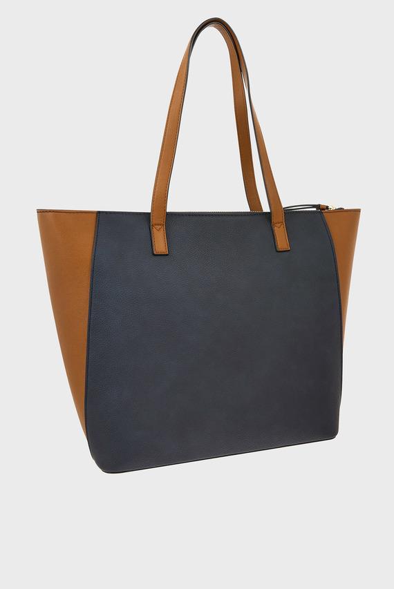 Женская сумка на плечо DOLLY COLOURBLOCK