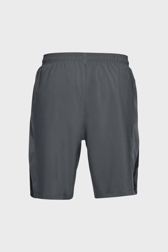 Мужские серые шорты UA LAUNCH