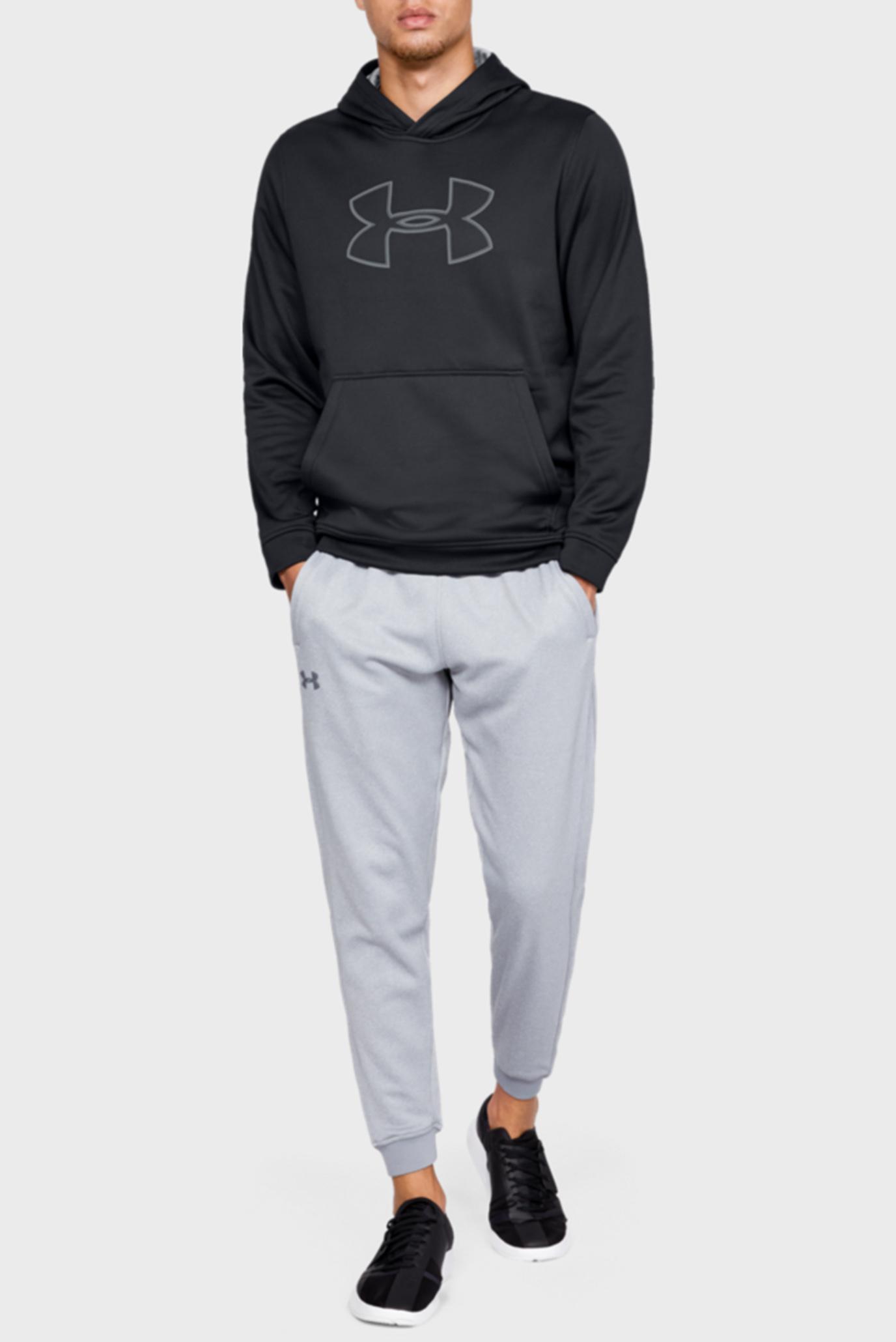Купить Мужское черное худи PERFORMANCE FLEECE GRAPHIC HOODY Under Armour Under Armour 1329743-001 – Киев, Украина. Цены в интернет магазине MD Fashion