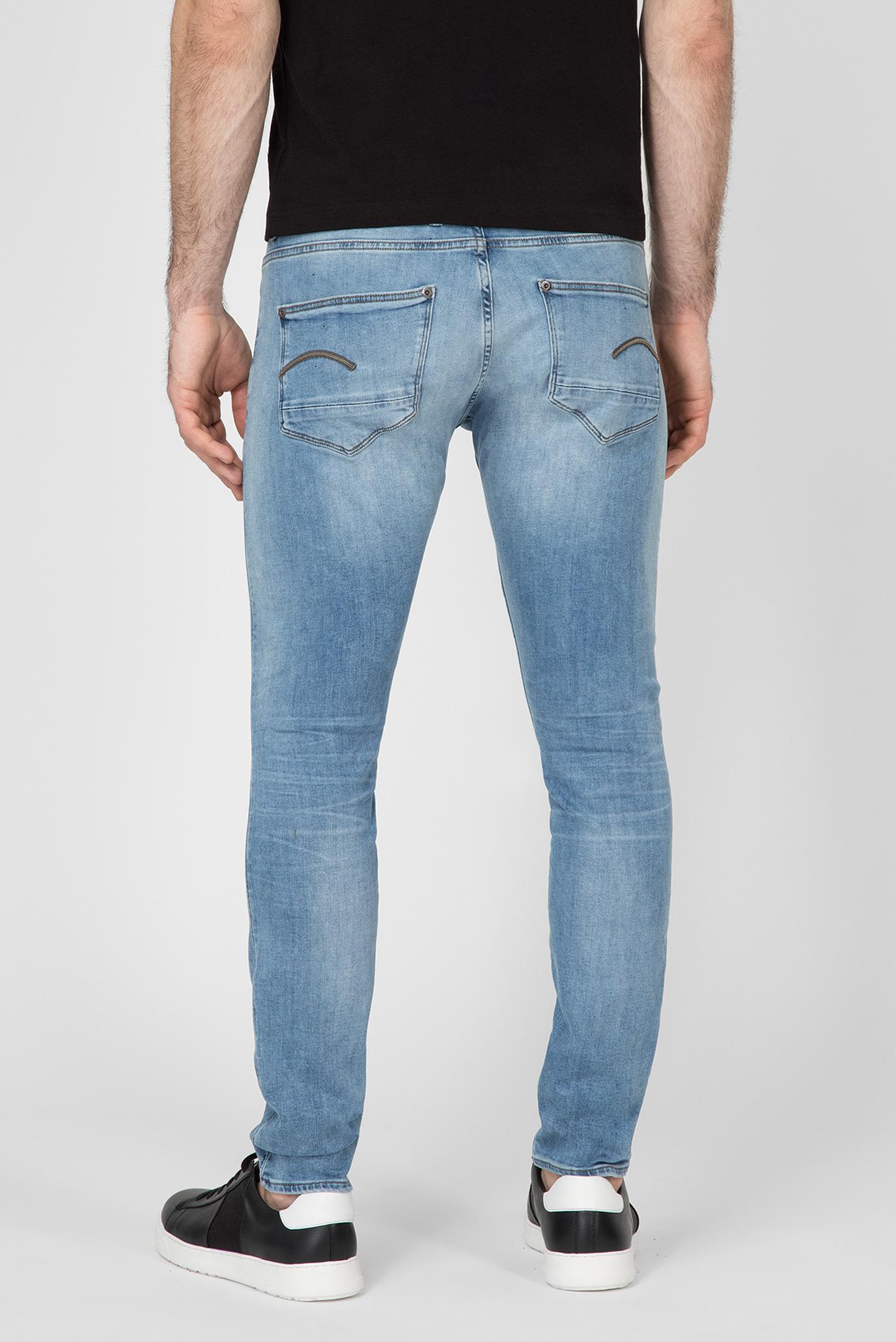 Купить Мужские голубые джинсы REVEND G-Star RAW G-Star RAW 51010,8968 – Киев, Украина. Цены в интернет магазине MD Fashion