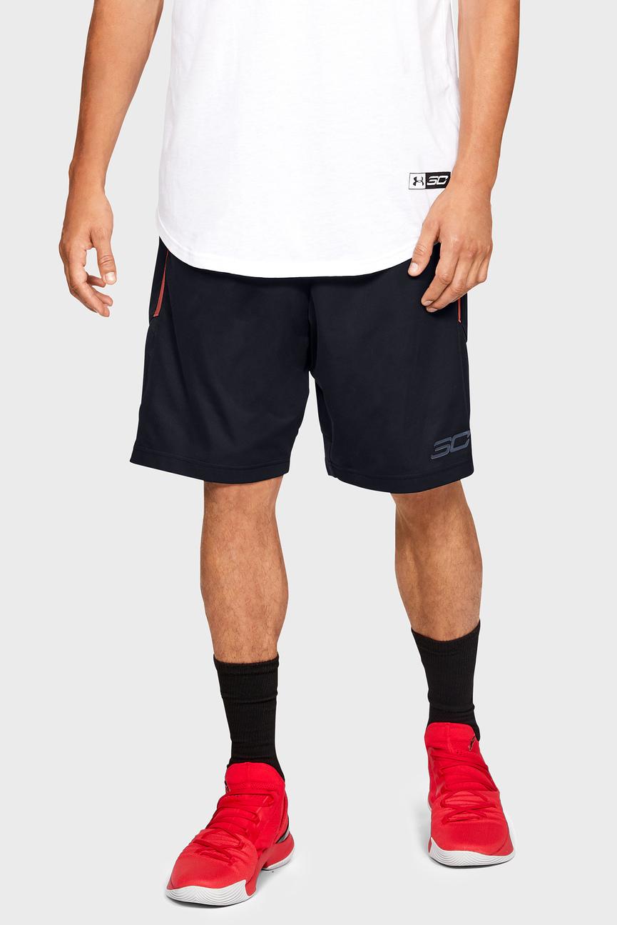 Мужские черные шорты SC30 CORE LOGO 10in