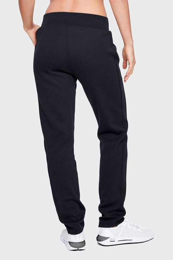 Женские черные спортивные брюки DOUBLE KNIT TRACK