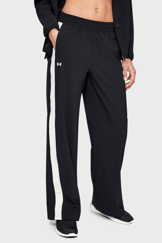 Женские черные брюки Athlete Recovery WN WL Pant-BLK