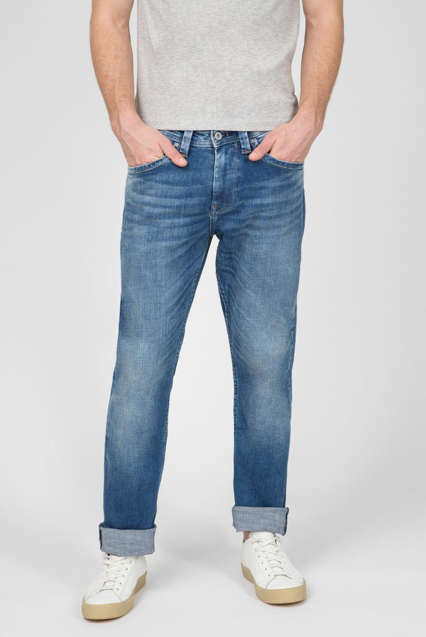 Мужские синие джинсы Kingston
