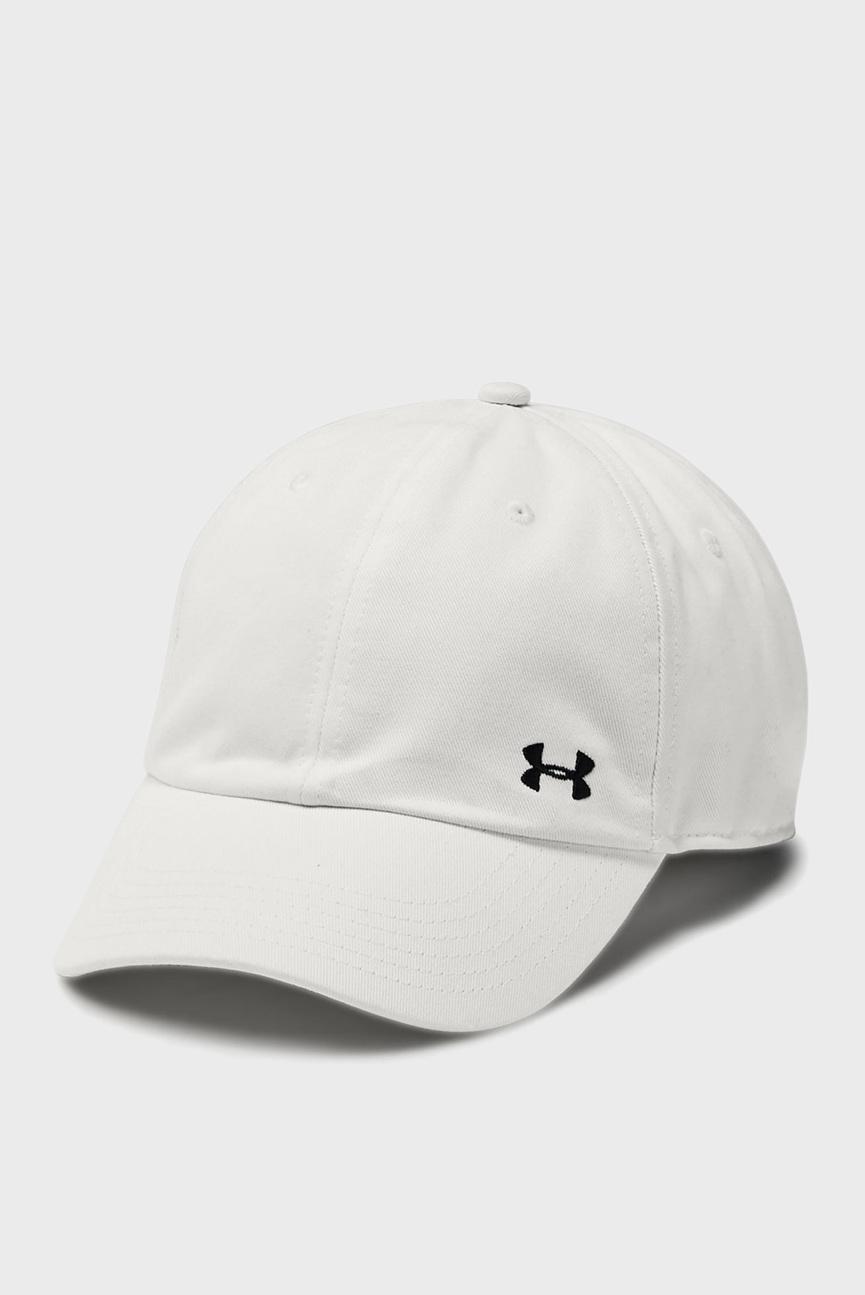 Женская белая кепка Favorite