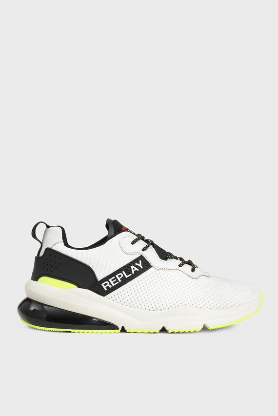Мужские белые кроссовки TAMWORT