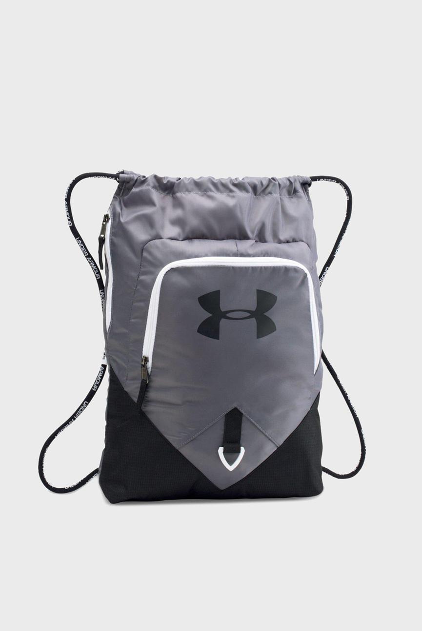 Серый рюкзак Undeniable Sackpack
