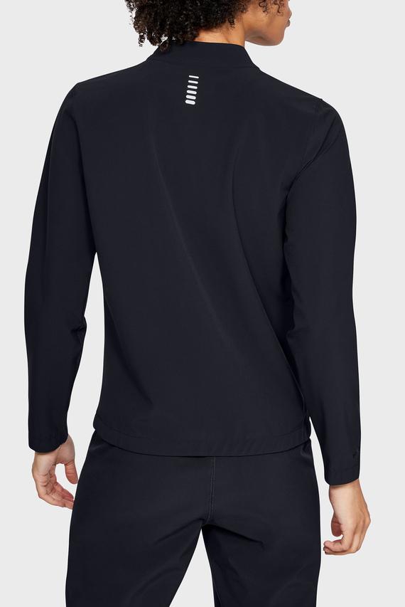 Женская черная спортивная кофта UA Storm Launch Jacket