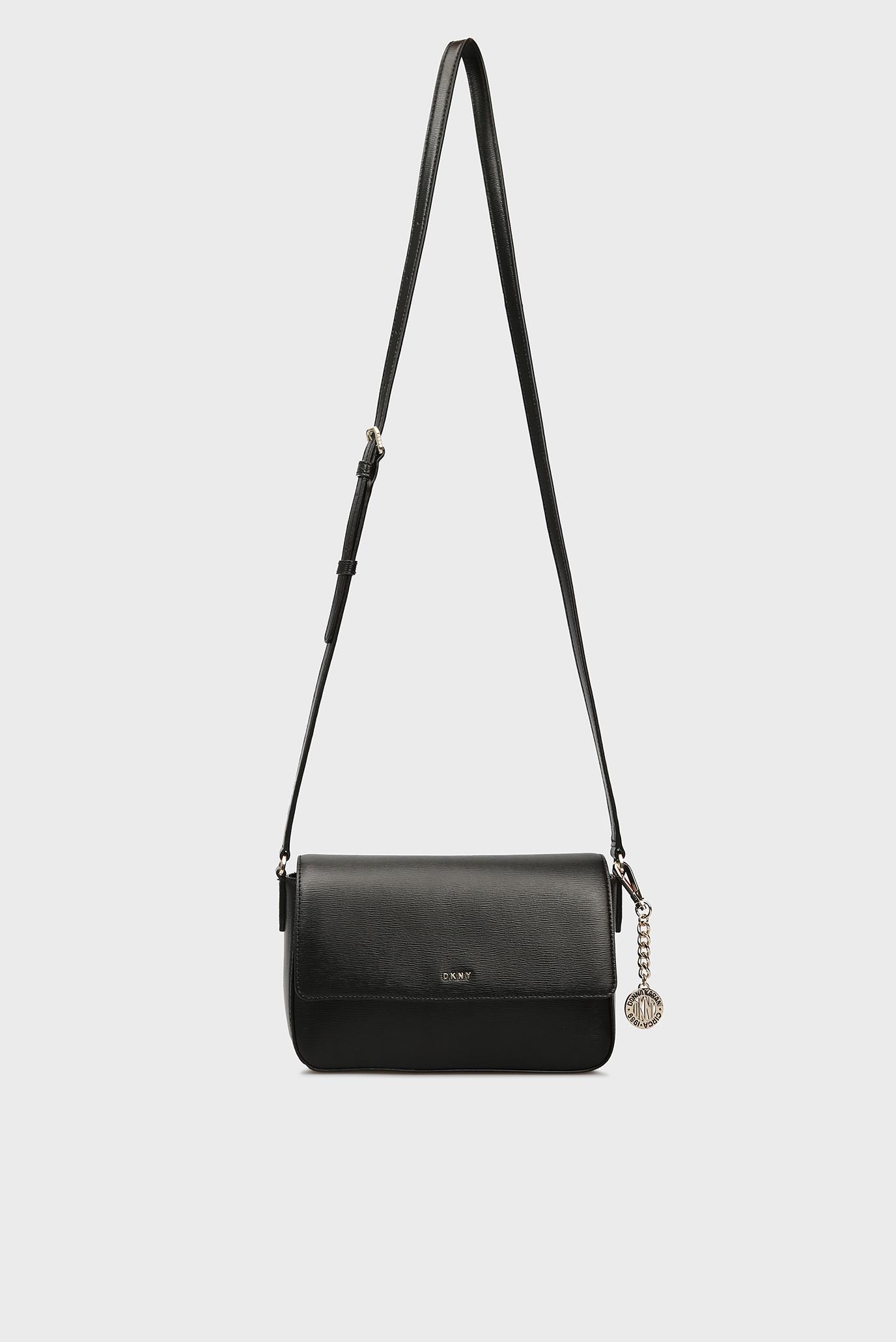 12ccdb7b28c2 Купить Женская черная сумка через плечо BRYANT-MD DKNY DKNY R82E3467 – Киев,  Украина. Цены в интернет ...