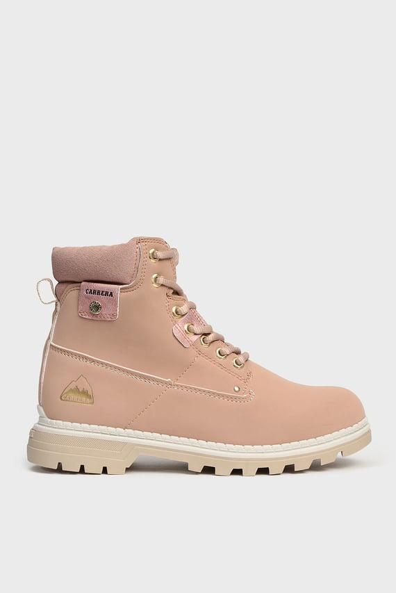 Женские розовые ботинки NEVADA NBX