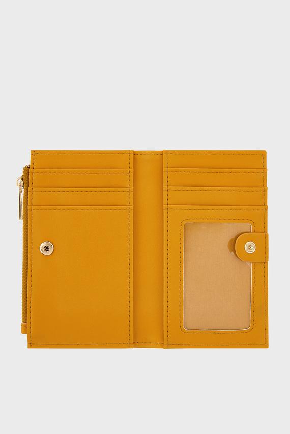 Женский оранжевый кошелек Katy Slimline Wallet
