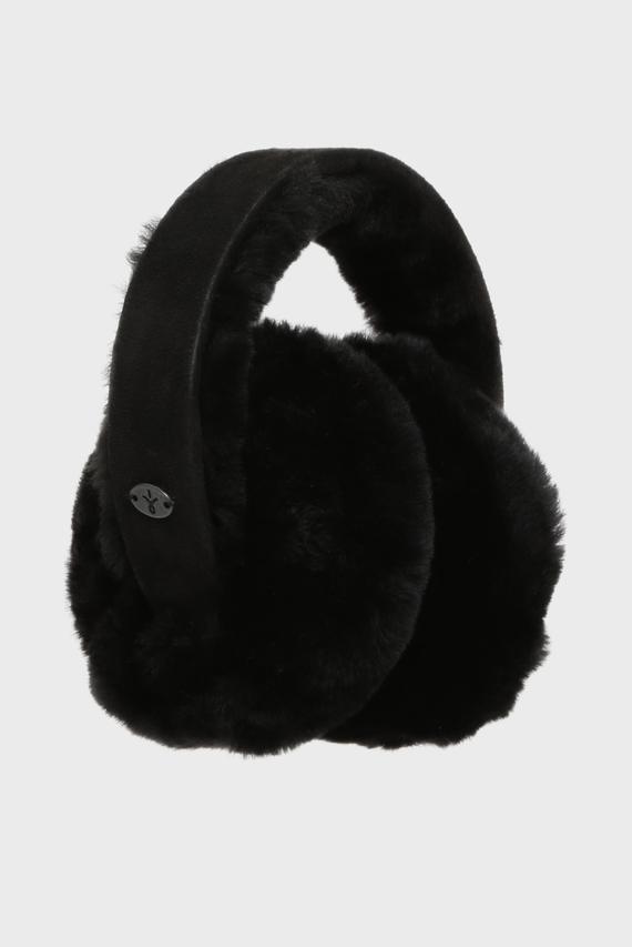Женские черные наушники Angahook Earmuffs