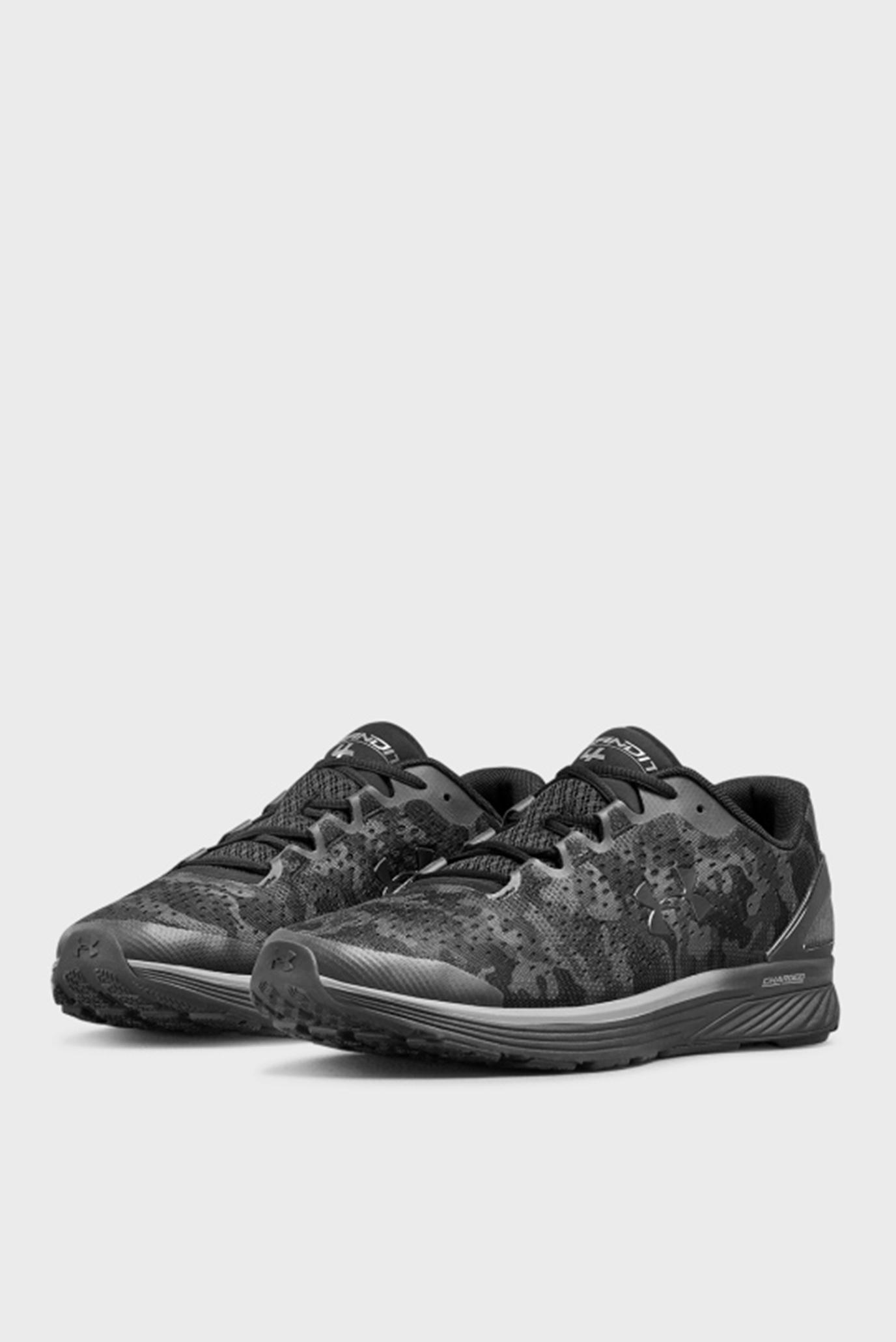 Купить Мужские черные кроссовки UA Charged Bandit 4 GR Under Armour Under Armour 3021643-001 – Киев, Украина. Цены в интернет магазине MD Fashion