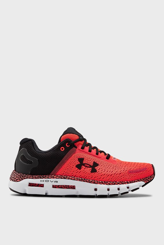 Мужские красные кроссовки UA HOVR Infinite 2